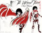 Mikasa Ackerman Titan: the Razor Winged Titan