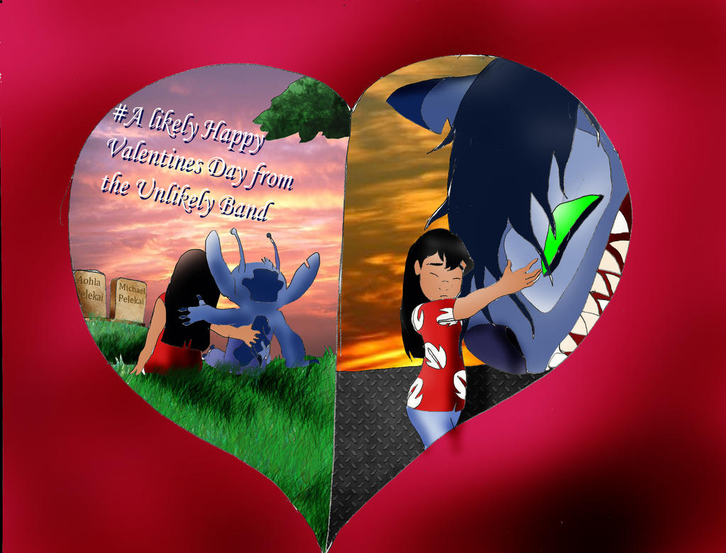 An Unlikely Band Valentines Day: Ohana plenty by Omnipotrent