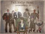 Unlikely band: Laboratory 09