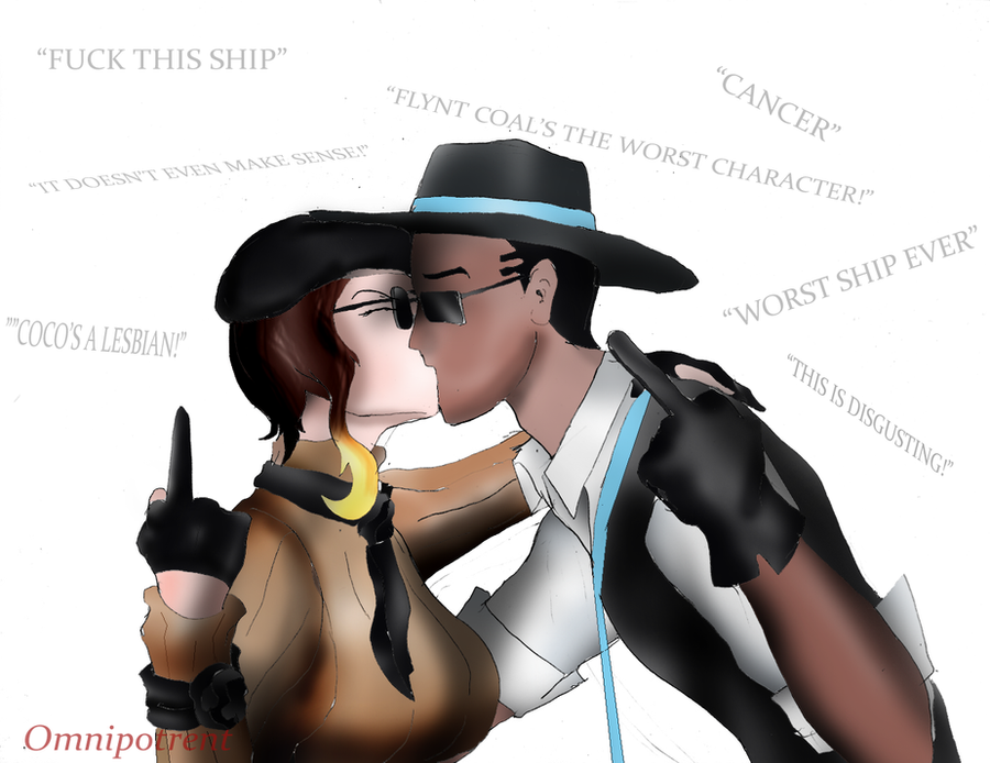Rwby: Ship 4eva by Omnipotrent