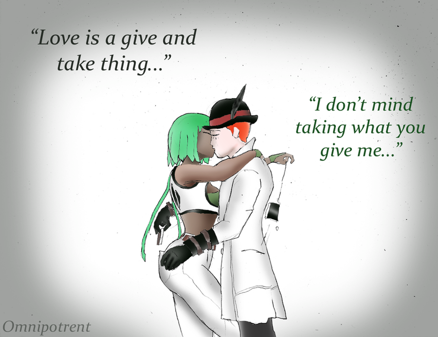 Rwby: Thick as Thieves by Omnipotrent