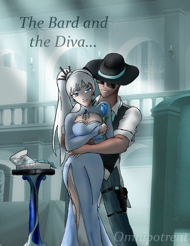 rwby__the_diva_and_the_bard_by_omnipotre