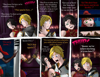 Rwby: Why do you have her eyes pt 4 by Omnipotrent