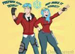 RWBY: Team Neptune