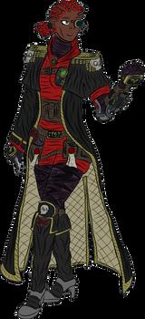 Dark Heresy: Legate Taura Haxtes