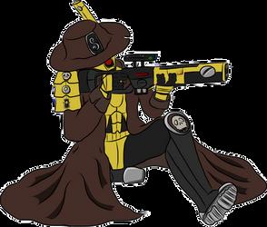 Rogue Trader: Ko ''Ghost'' M'yen, Sanctioned Xenos