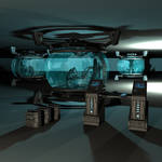Turret Holosphere + Consoles