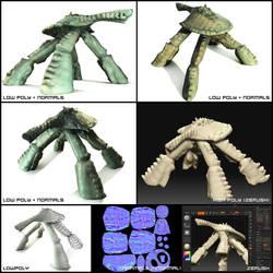 Godzilla Turtle