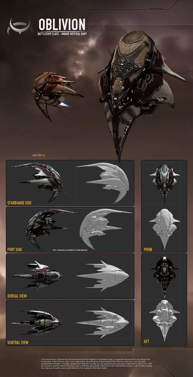 Oblivion Battleship by AStepIntoOblivion