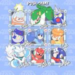 Mega Man 3 Stage Select