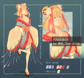 [CLOSE AUCTION] ADOPTABLE 01