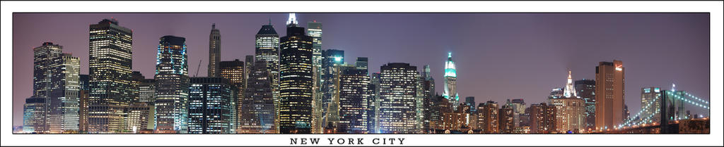 New York City by YOSHIMETAL