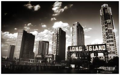 The Sleeping Buildings by YOSHIMETAL
