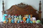 Pokemon Plush Collection