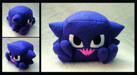 Haunter Cube Plush
