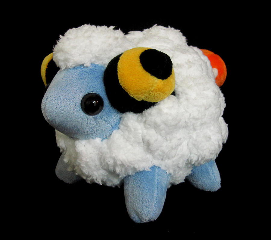 Mareep Plush by caffwin