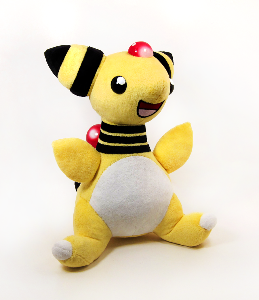 Ampharos by caffwin