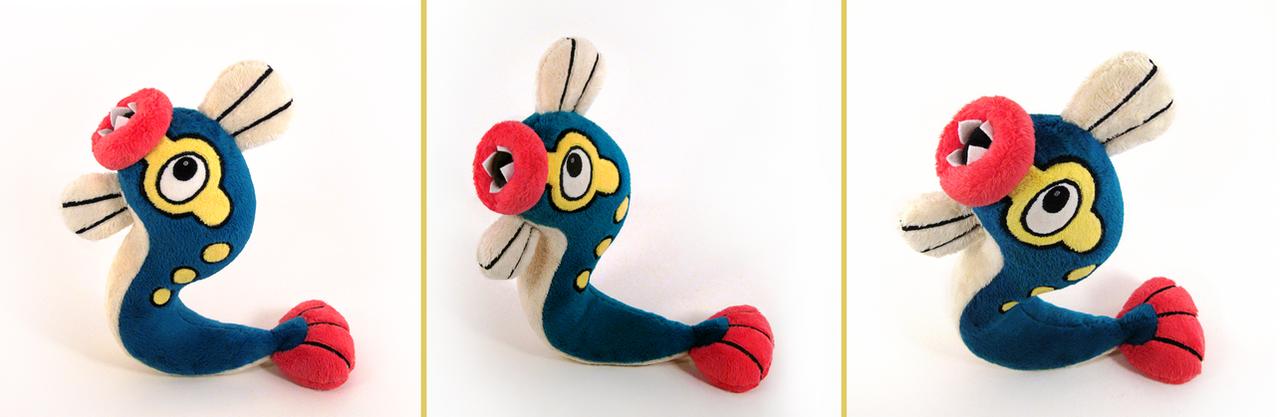 Prototype Eel by caffwin