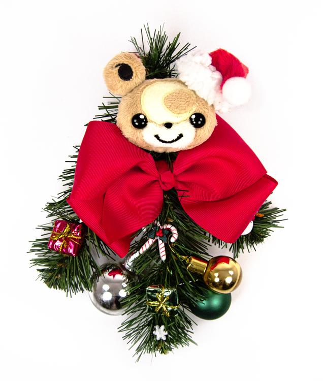 Teddiursa Christmas Ornament by caffwin