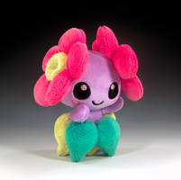 Shiny Bellossom by caffwin