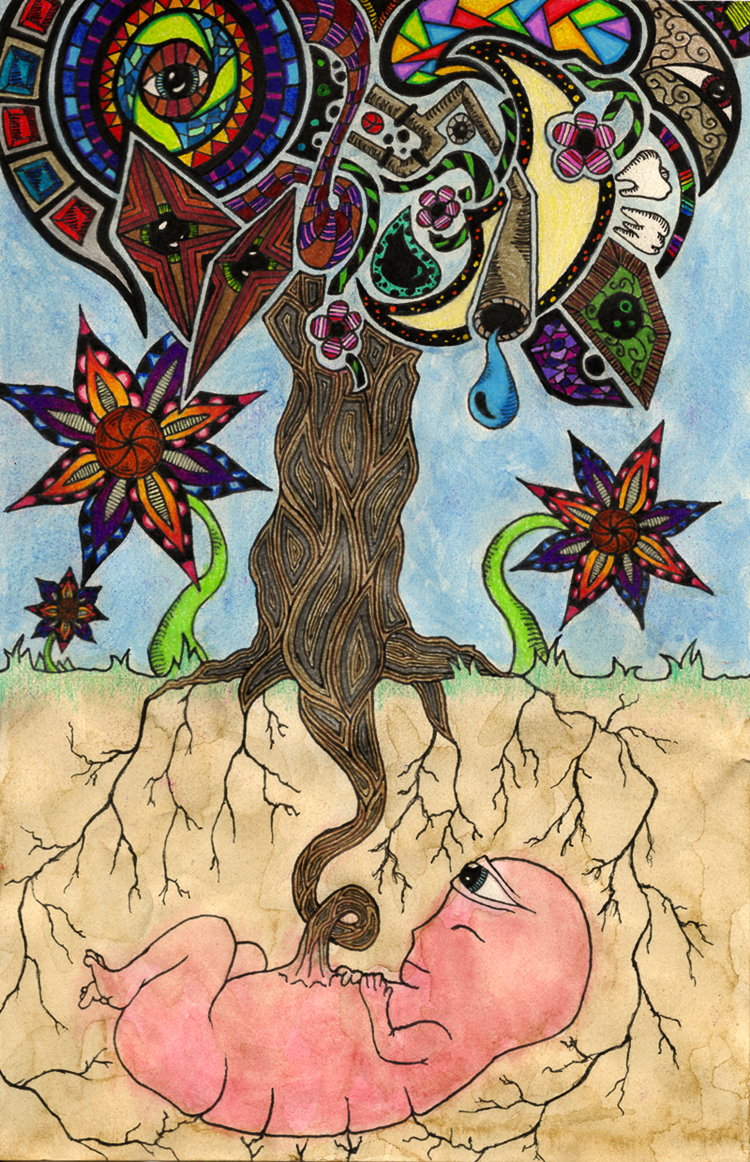 Tree of Life by l3pr0sy