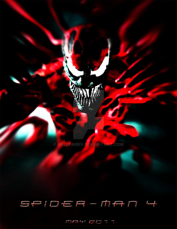 Spider Man 4 Movie Poster by HellParry on DeviantArt Tobey Maguire 2015