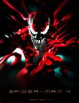 Spider Man 4 Movie Poster
