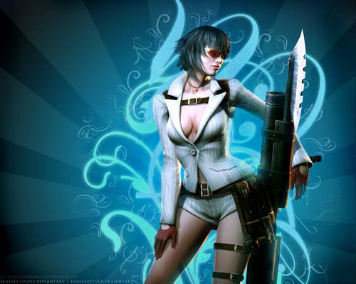 Lady - Devil May Cry 4
