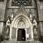 Church of St Ludmila - Prague