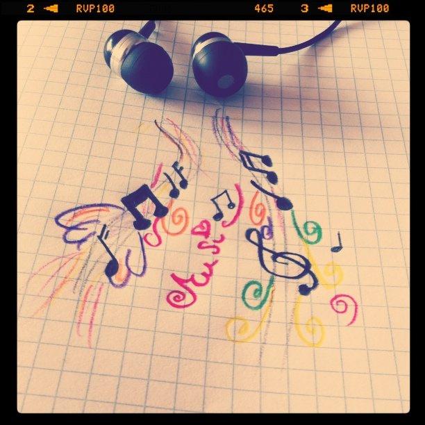 music dancing