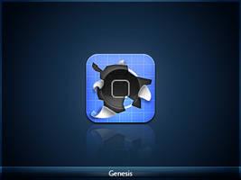 Genesis  WIP WinterBoard by JackieTran