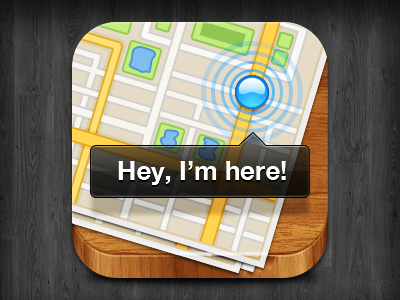 iOS icon by JackieTran