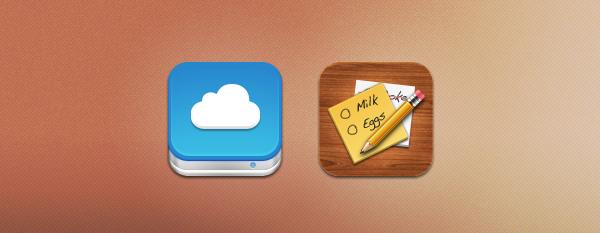 iOS icons PSD Sunday 2. by JackieTran