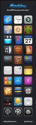 Marvelous HD iOS 5 Theme