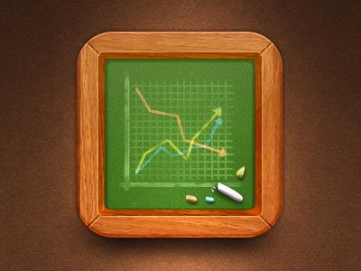 Stocks icon by JackieTran
