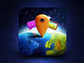 Map app by JackieTran