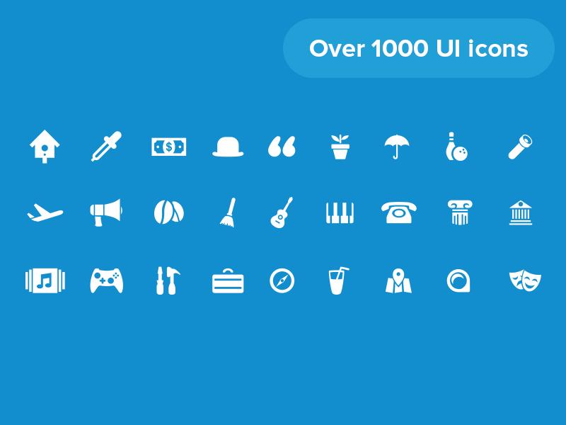 UI Icons by JackieTran