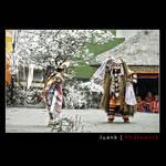 bali dance by juangakbarharahap