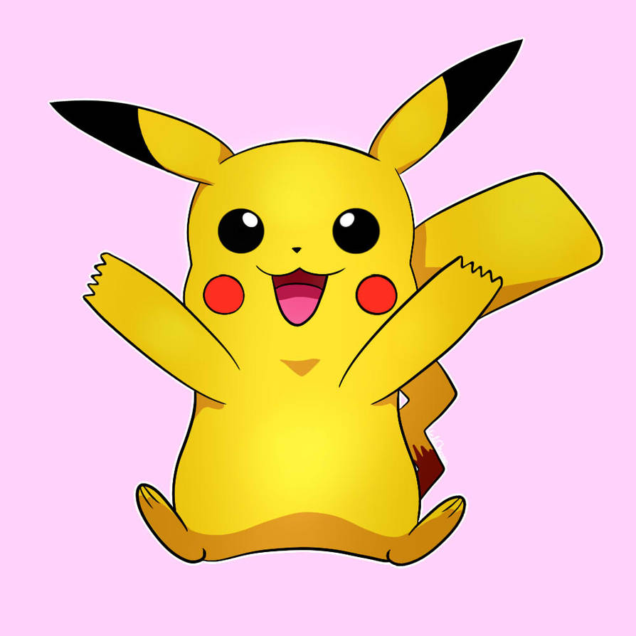Pikachu [FreeCom] by MeliChaan