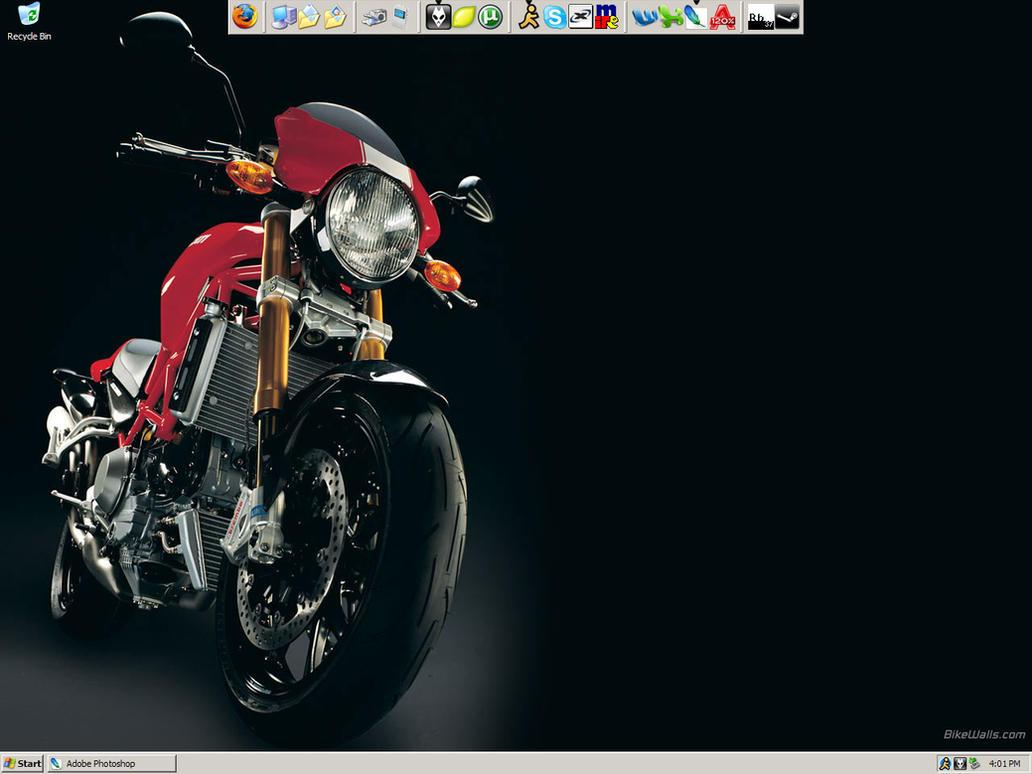 February Desktop by pimpsallad