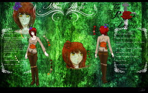.:Reference Sheet:. Nettai by Mikan-bases