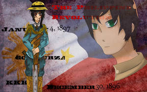 APH The Philippine Revolution by Mikan-bases