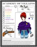 AoV Character Sheet- Ren