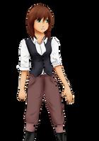 .:PC:. Melanie Skylar Collins by Mikan-bases