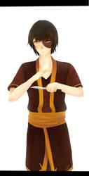 Avatar - Zuko by Mikan-bases