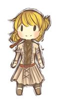 Chibi Rillianne by Mikan-bases