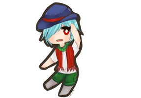 PointCommission: Siofra Chibi- CaPsLoCk-HoLmEs by Mikan-bases
