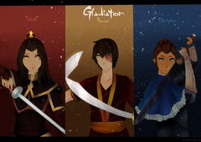 Gladiator Cover by Mikan-bases
