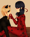 LadyNoir by Mikan-bases
