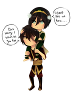 Point Commission - Chibi Toko by Mikan-bases
